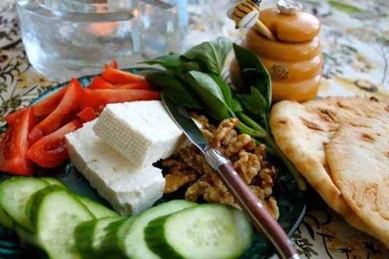 سبد غذایی سالم در سفـر، سبزیجات خام مصرف نکنید