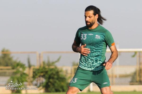 بحران شدید در تیم تبریزی، عباس زاده هم با تراکتور فسخ کرد