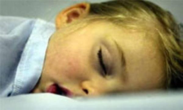 اختلالات ثانویه خواب در بچه ها